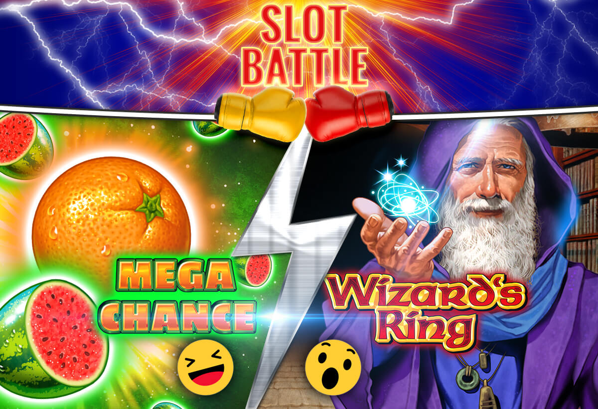 Wizard's Ring vs Mega Chance